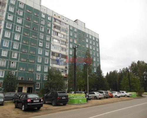 1-комнатная квартира (47м2) на продажу по адресу Сертолово г., Центральная ул., 7— фото 2 из 11