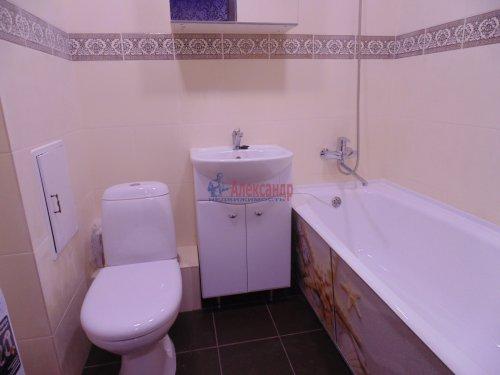 1-комнатная квартира (36м2) на продажу по адресу Мурино пос., Новая ул., 7— фото 6 из 13