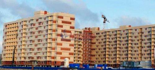 1-комнатная квартира (36м2) на продажу по адресу Мурино пос., Привокзальная пл.— фото 2 из 4