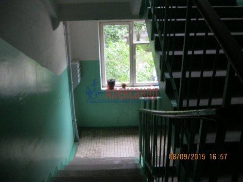 2-комнатная квартира (46м2) на продажу по адресу Гатчина г., Володарского ул., 28— фото 2 из 6