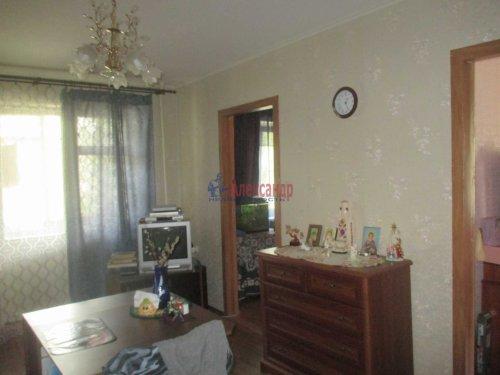 4-комнатная квартира (62м2) на продажу по адресу Гатчина г., Володарского ул., 39— фото 2 из 8