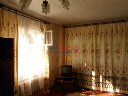 1-комнатная квартира (32м2) на продажу по адресу Мга пгт., Дзержинского ул., 14— фото 2 из 4