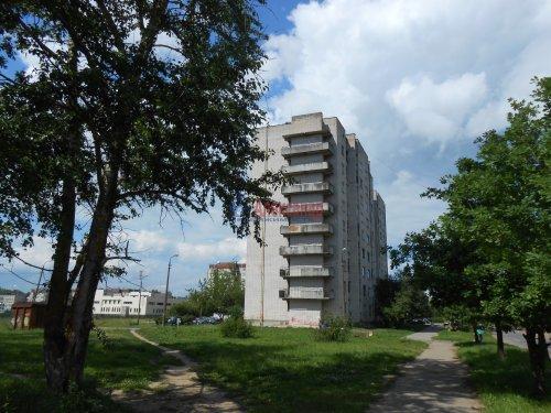 1-комнатная квартира (28м2) на продажу по адресу Волхов г., Ярвенпяя ул., 5а— фото 2 из 5