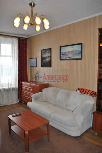 2-комнатная квартира (58м2) на продажу по адресу Бабушкина ул., 52— фото 5 из 25
