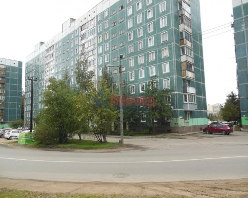 1-комнатная квартира (47м2) на продажу по адресу Сертолово г., Центральная ул., 7— фото 1 из 11