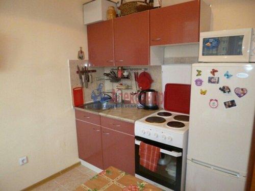 1-комнатная квартира (28м2) на продажу по адресу Новое Девяткино дер., Флотская ул., 7— фото 2 из 7