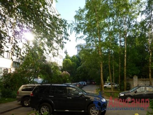 1-комнатная квартира (32м2) на продажу по адресу Серебристый бул., 6— фото 6 из 23