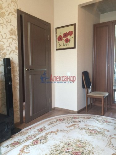 1-комнатная квартира (35м2) на продажу по адресу Коммунар г., Железнодорожная ул., 27— фото 2 из 7