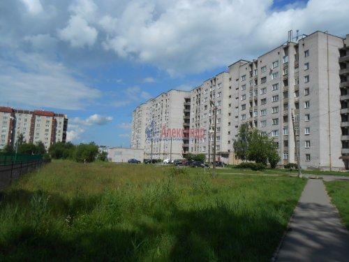 1-комнатная квартира (28м2) на продажу по адресу Волхов г., Ярвенпяя ул., 5а— фото 1 из 5