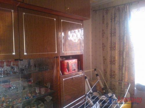 4-комнатная квартира (62м2) на продажу по адресу Приозерск г., Горького ул., 32— фото 5 из 10