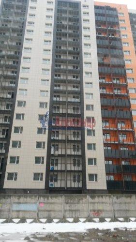 1-комнатная квартира (36м2) на продажу по адресу Мурино пос., Шувалова ул., 10— фото 3 из 7
