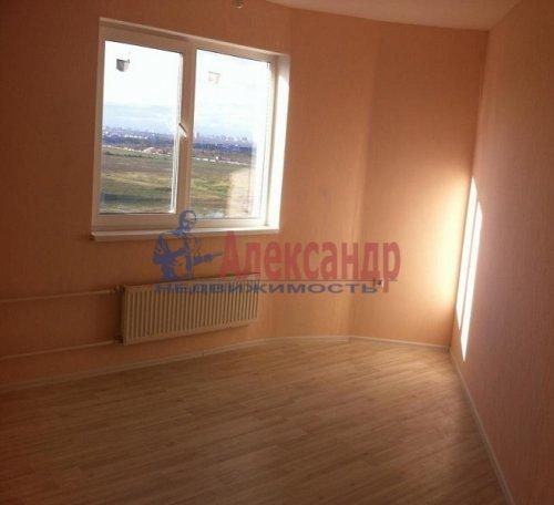 2-комнатная квартира (49м2) на продажу по адресу Шушары пос., Новгородский просп., 10— фото 3 из 10