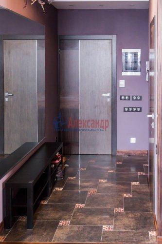 3-комнатная квартира (113м2) на продажу по адресу Выборгское шос., 15— фото 20 из 22
