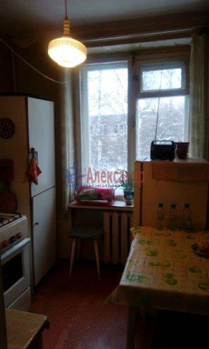 1-комнатная квартира (30м2) на продажу по адресу Пушкин г., Железнодорожная ул., 22— фото 6 из 7