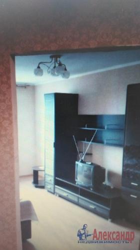 1-комнатная квартира (37м2) на продажу по адресу Мурино пос., Новая ул., 7— фото 11 из 19