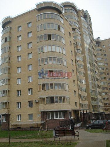 1-комнатная квартира (39м2) на продажу по адресу Софьи Ковалевской ул., 16— фото 10 из 14