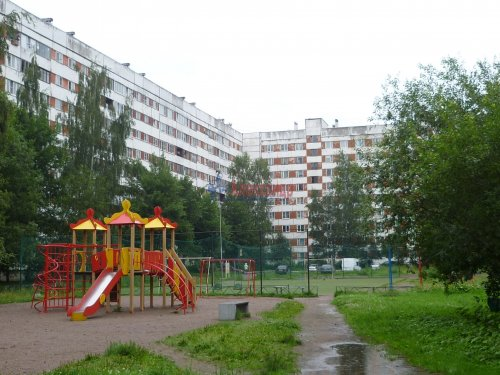 3-комнатная квартира (66м2) на продажу по адресу Всеволожск г., Ленинградская ул., 21— фото 5 из 20