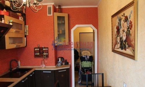 1-комнатная квартира (39м2) на продажу по адресу Софьи Ковалевской ул., 16— фото 2 из 14