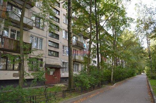 2-комнатная квартира (44м2) на продажу по адресу Крыленко ул., 35— фото 1 из 7