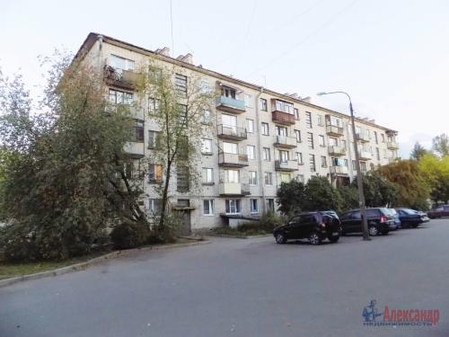 1-комнатная квартира (31м2) на продажу по адресу Выборг г., Ленинградское шос., 27— фото 13 из 13