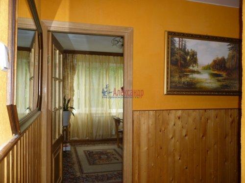 3-комнатная квартира (66м2) на продажу по адресу Всеволожск г., Ленинградская ул., 21— фото 8 из 20