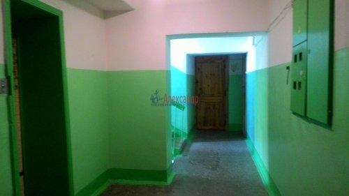 3-комнатная квартира (66м2) на продажу по адресу Кириши г., Ленинградская ул., 5— фото 18 из 18