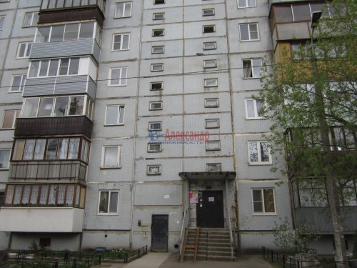 3-комнатная квартира (72м2) на продажу по адресу Сертолово г., Молодцова ул., 12— фото 1 из 7