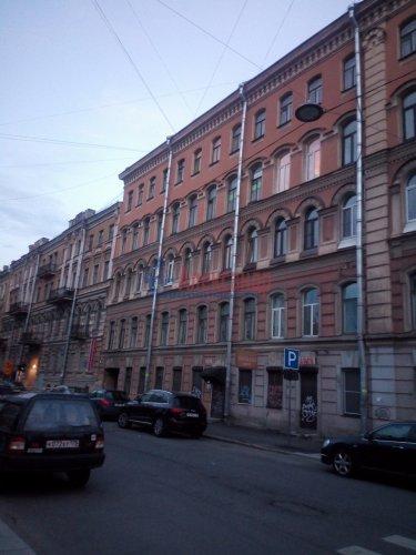 2-комнатная квартира (100м2) на продажу по адресу Саперный пер., 17— фото 1 из 3