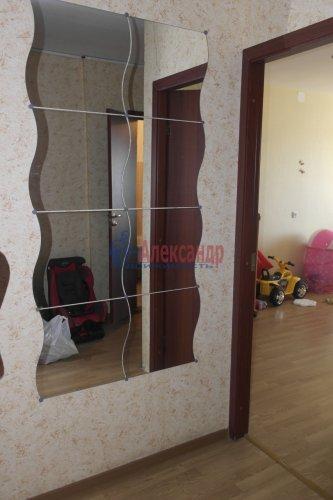 1-комнатная квартира (38м2) на продажу по адресу Бугры пос., Нижняя ул., 9— фото 4 из 4