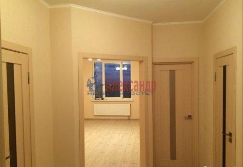 1-комнатная квартира (48м2) на продажу по адресу Лыжный пер., 4— фото 2 из 7