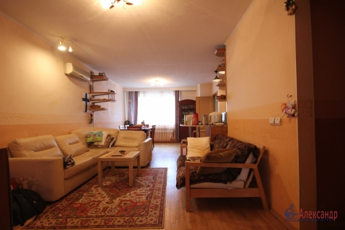 3-комнатная квартира (190м2) на продажу по адресу Савушкина ул., 118— фото 7 из 23