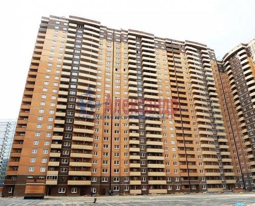 1-комнатная квартира (36м2) на продажу по адресу Маршала Блюхера пр., 12— фото 1 из 2