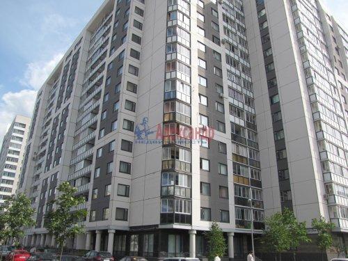 1-комнатная квартира (47м2) на продажу по адресу Асафьева ул., 3— фото 3 из 14