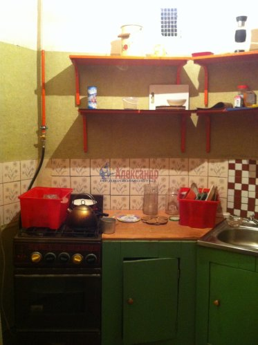 1-комнатная квартира (24м2) на продажу по адресу Радищева ул., 21— фото 3 из 4