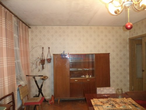 2-комнатная квартира (55м2) на продажу по адресу Пискаревский пр., 38— фото 4 из 15