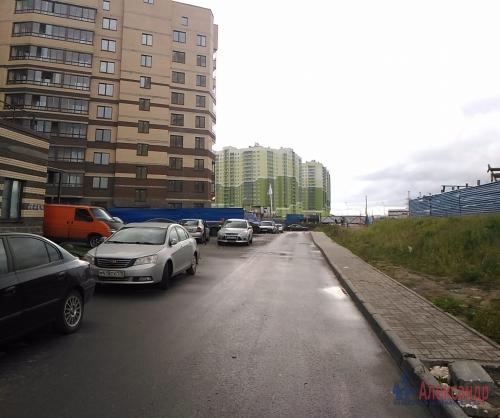 1-комнатная квартира (37м2) на продажу по адресу Мурино пос., Новая ул., 7— фото 19 из 19