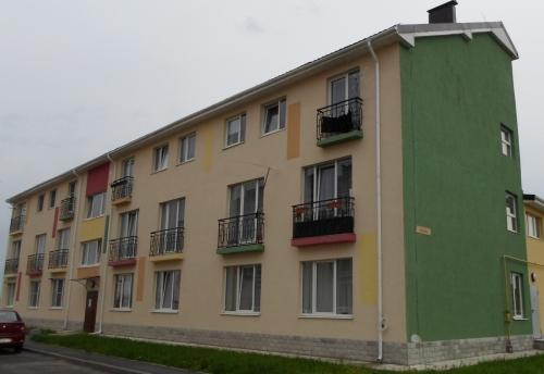 1-комнатная квартира (40м2) на продажу по адресу Коммунар г., Весенняя ул., 11— фото 2 из 12