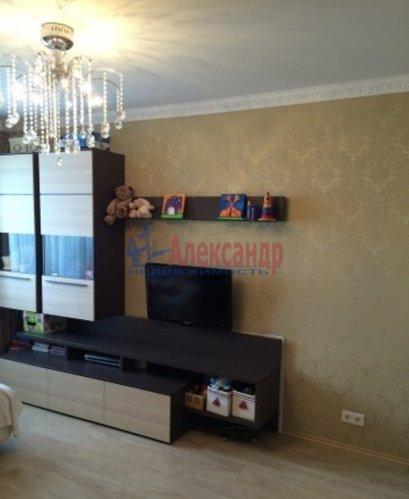1-комнатная квартира (36м2) на продажу по адресу Бутлерова ул., 40— фото 6 из 18