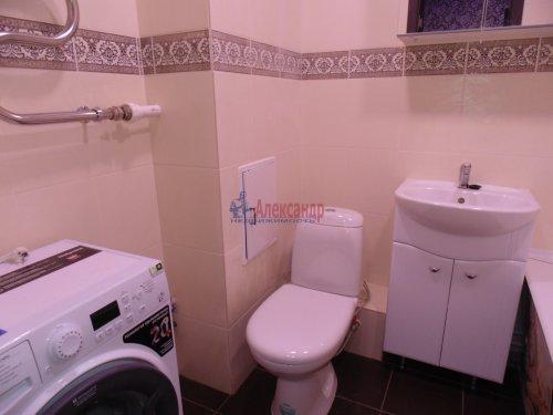 1-комнатная квартира (36м2) на продажу по адресу Мурино пос., Новая ул., 7— фото 8 из 13