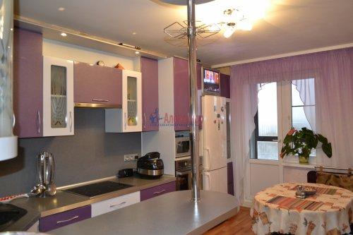 3-комнатная квартира (77м2) на продажу по адресу Маршала Казакова ул., 44— фото 1 из 37