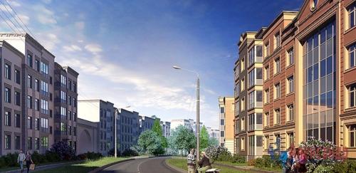 1-комнатная квартира (43м2) на продажу по адресу Сертолово-2 пос., Мира ул., 13— фото 3 из 4