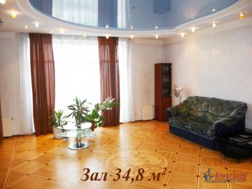 3-комнатная квартира (140м2) на продажу по адресу Приморский пр., 59— фото 6 из 35