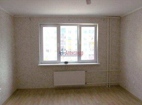 1-комнатная квартира (40м2) на продажу по адресу Шушары пос., Ростовская (Славянка) ул., 2— фото 3 из 6
