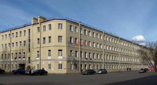 3-комнатная квартира (76м2) на продажу по адресу Каховского пер., 7— фото 1 из 6