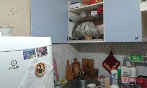 2-комнатная квартира (42м2) на продажу по адресу Кузнечное пгт., Приозерское шос., 7— фото 11 из 11