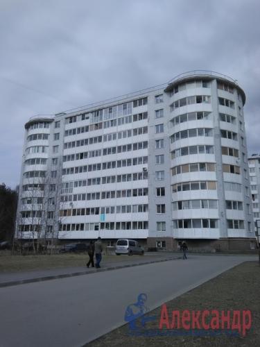 3-комнатная квартира (90м2) на продажу по адресу Всеволожск г., Доктора Сотникова ул., 9— фото 3 из 4