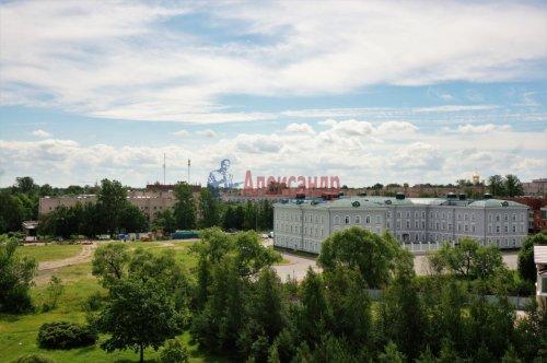1-комнатная квартира (38м2) на продажу по адресу Пушкин г., Ленинградская ул., 46— фото 5 из 5