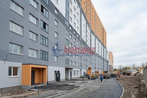 1-комнатная квартира (39м2) на продажу по адресу Рябовское шос.— фото 1 из 7