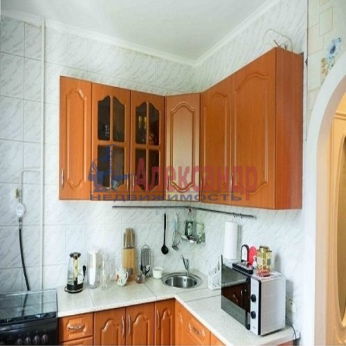 1-комнатная квартира (36м2) на продажу по адресу Всеволожск г., Александровская ул., 77— фото 1 из 5
