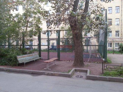 2-комнатная квартира (69м2) на продажу по адресу Реки Фонтанки наб., 150— фото 5 из 11